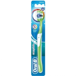 ORAL-B Spazzolino Complete Clean 5in1 n°40 Medio - 1pz