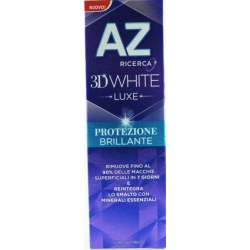 AZ Dentifricio 3D White Luxe Protezione Brillante 75Ml