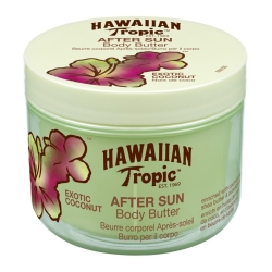 HAWAIIAN Tropic Burro Corpo Doposole all' Exotic Coconut ...