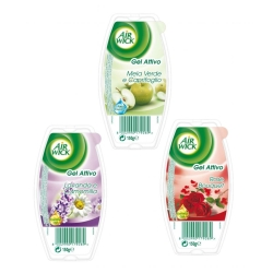 AIR WICK Deodorante Gel Attivo Assortito - 150ml