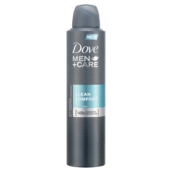 DOVE Deodorante Men Clean Comfort Spray 150 Ml