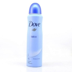DOVE Deodorante Talco Spray 24h - 150ml