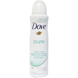 DOVE Deodorante Pure Spray - 150 ml